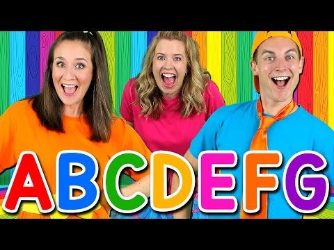 Alphabet Song - ABC Song | Learn the Alphabet ABCs | ABC Songs for Children