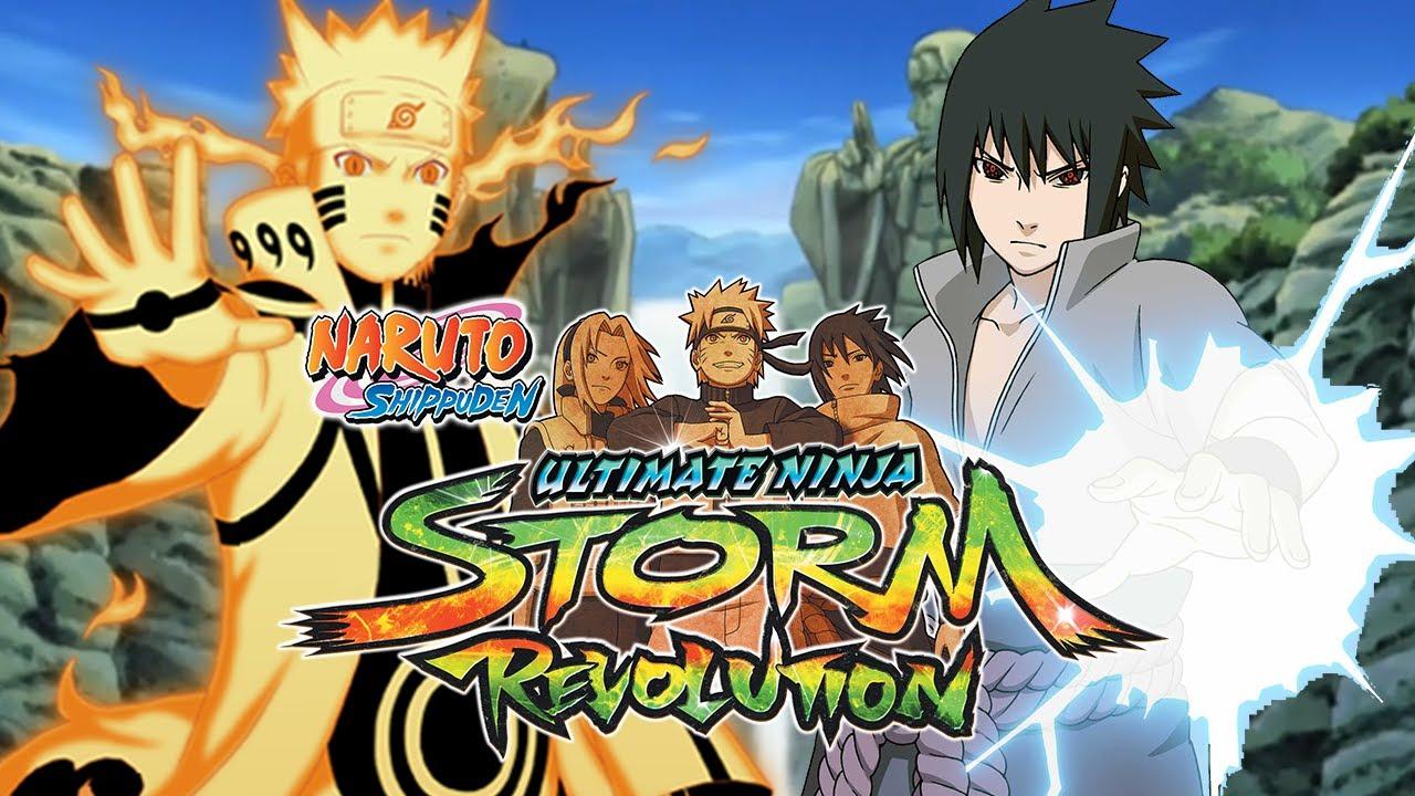 Naruto Sage Mode Vs Sasuke Eternal Sharingan