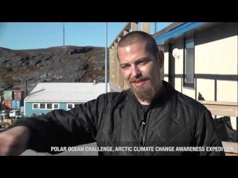 Tomas, 23 Sept 2016 Nuuk Greenland