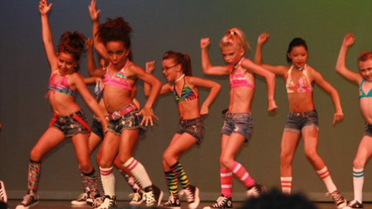 Who Run the World - Dance Recital 2011