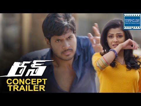 Sundeep Kishan's Run Movie Concept Trailer | Sandeep Kishan | Anisha Ambrose | TFPC