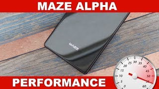 Maze Alpha: Performance, Gaming & Benchmarks