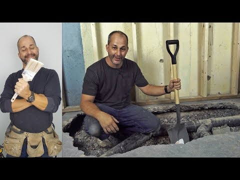 Complete How To Guide for Basement Bathroom Plumbing