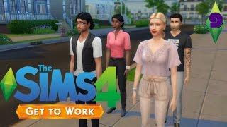 the sims 4 witaj w pracy cz 9 w laboratorium