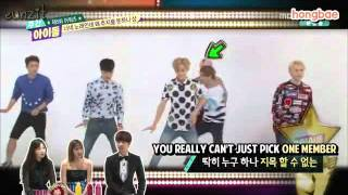 [ENG SUB] 151230 Weekly Idol Awards 1/4