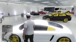 Probando el nuevo DLC 1.34 GTA V online