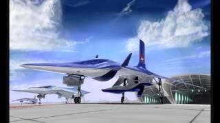 Ace Combat 3 Electrosphere - Transparent Blue (EXTENDED)