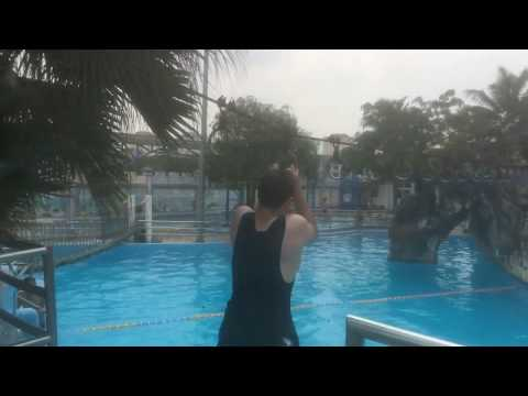 Cong Vien Nuoc Ho Tay (Waterpark in Hanoi)