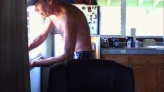 Caught my neighbor in my house stealing beer & whiskey!!!