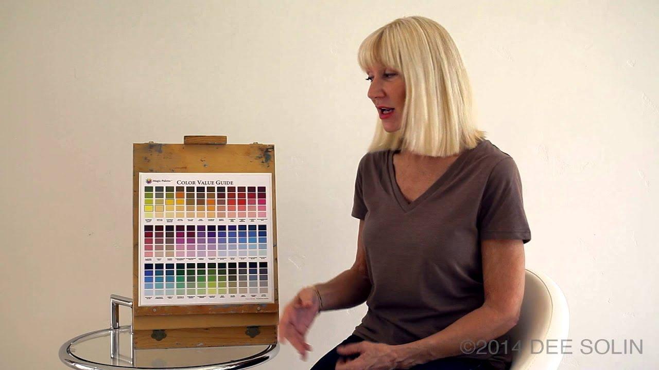 Magic palette color chart color value guide youtube magic palette color chart color value guide nvjuhfo Images
