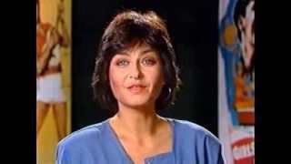 Sibylle Nicolai ZDF Ansage 28.7.1984