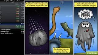Tasty Planet: Dinotime (Flash) - Any% Speedrun in 10:10 [Former WR]