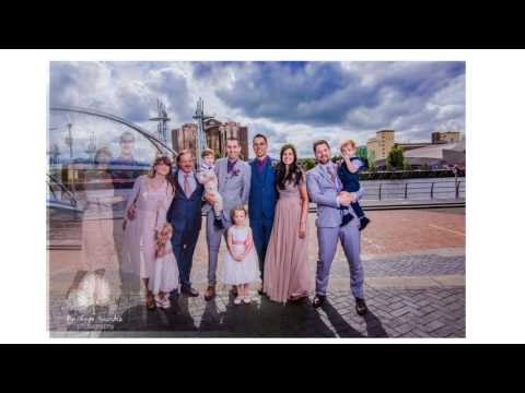 Sean & Kiren Wedding Lowry Theatre Manchester
