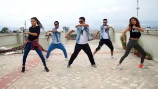 Kala Chashma - Baar Baar Dekho | Bollywood Zumba in Nepal | Y-Stand Dance School