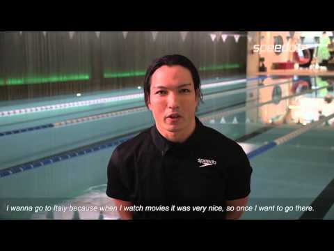 Team Speedo video ǀ Interview with swimmer Takayuki Suzuki