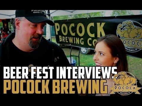 Pocock Brewing @ BBQ And Beer Fest Santa Clarita 2016