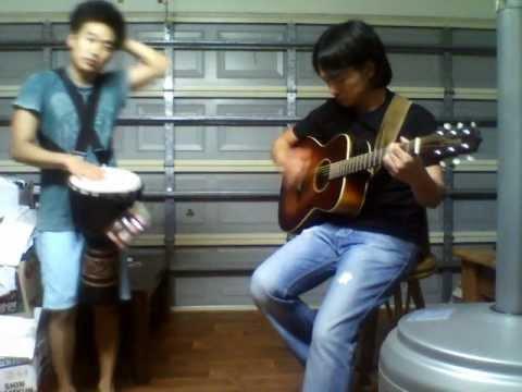Knockin' on heaven's door Korean acoustic duo