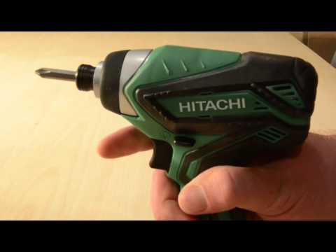 HITACHI WH12DAF2 12V CORDLESS IMPACT WINDOWS 8.1 DRIVER