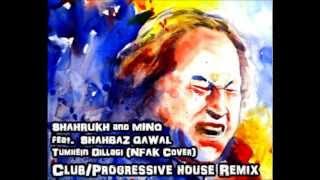 Tumhein Dillagi - Dj Shahrukh & Mino ft. Shahbaz Qawal (Progressive House)