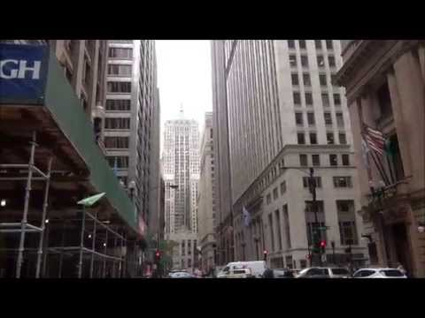 Heading East to the Midwest (Pt. 93) - Chicago: La Salle Canyon