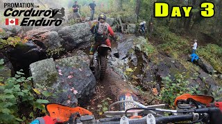 BE CAREFUL ON BRIDGES  | Sunday - Corduroy Enduro 2019