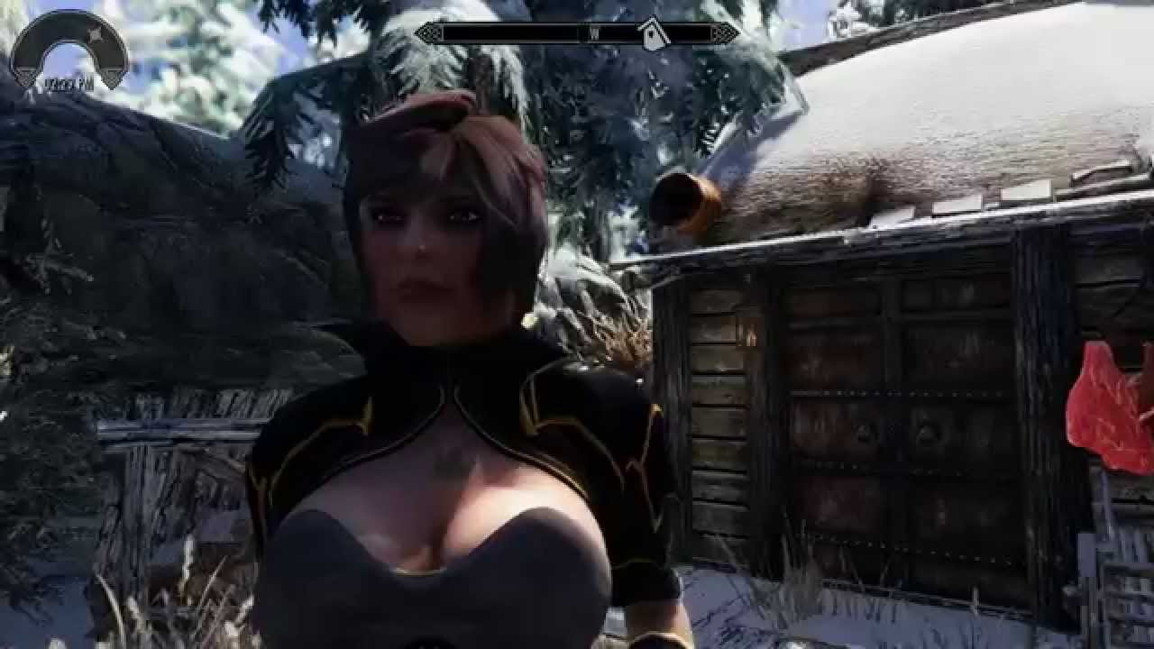 Thalmor Viceroy Inquisitors Armor Cbbe Skyrim Mod Youtube