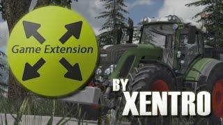 Presentazione Game Extension by Xentro | Farming simulator 17