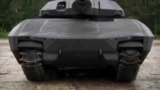 최첨단 미래 무기 '스텔스 탱크'...현실화 눈앞!