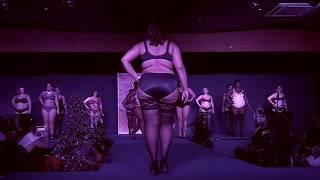 #1 Défilé lingerie MISS RONDE FRANCE 2016