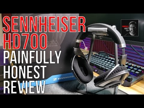 Sennheiser HD700 Headphones Review: Amazing quality headphones for a price