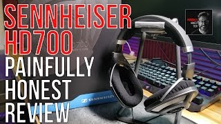 Sennheiser HD700 Headphones Review: Amazing quality headphones for a price