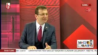 Ayşenur Arslan ile Medya Mahallesi 21 Mayıs / Konuk: Ekrem İmamoğlu