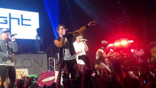 Midnight Red - No Other Girl (PopExplosion LA 2012)