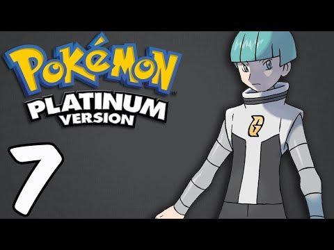 Pokemon Platinum (Blind) -7- TEAM GALACTIC?