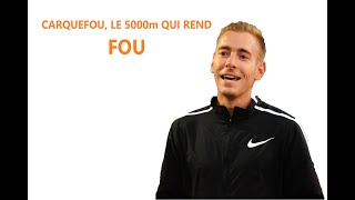 La jeunesse Française brille au 5000m de Carquefou