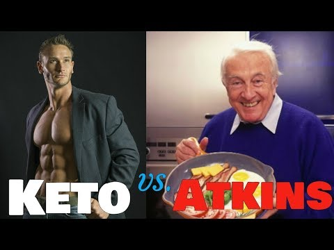 Keto Diet vs. Atkins Diet: What are the Differences? Thomas DeLauer
