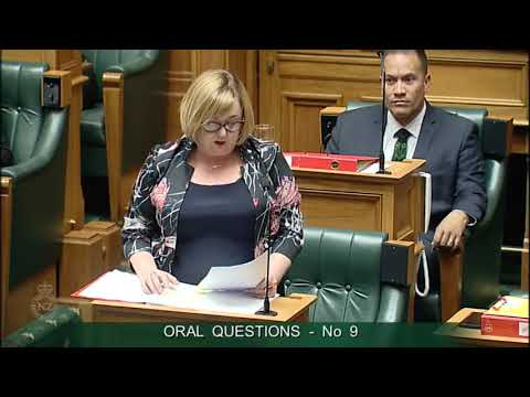 Question 9 - Marja Lubeck to the Minister of Energy and Resources