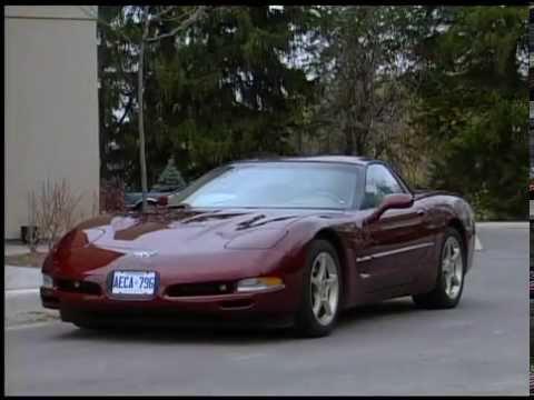 50th Anniversary Corvette Dream Car Garage 2003 TV series