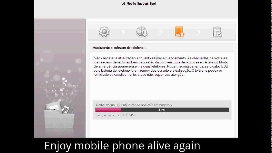 Unbrick any LG with LG Software EASY