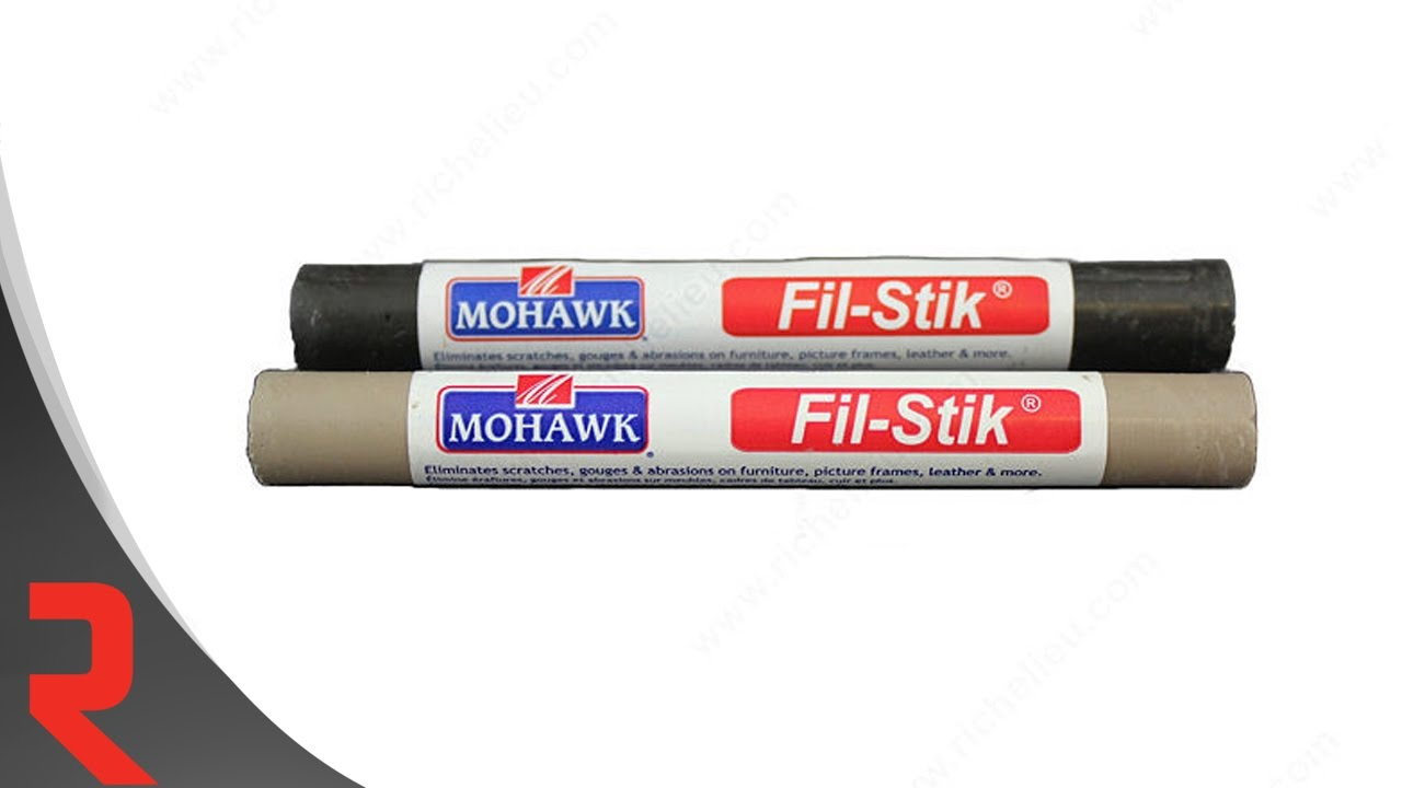 Fil Stik Putty Sticks Wood Scratches Repair
