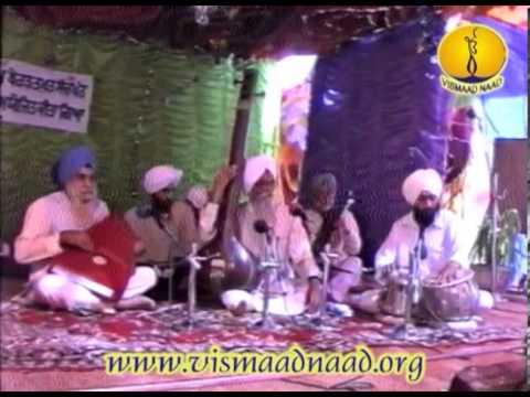 Raag Ramkali Prof Kartar Singh : Adutti Gurmat Sangeet Samellan 1996
