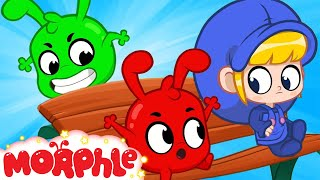 Hide & Seek! - Morphle vs Orphle | Cartoons for Kids | Playtime with Morphl and Mila | Morphle TV