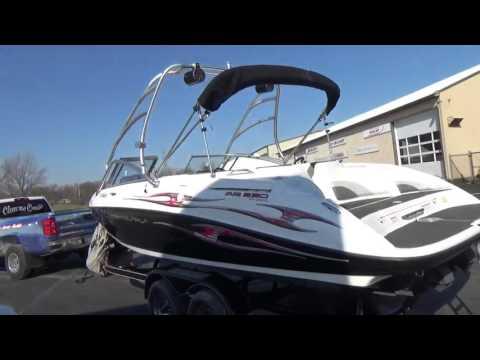 2005 yamaha ar230 used jet boat for sale in sandusky ohio clemons boats youtube. Black Bedroom Furniture Sets. Home Design Ideas