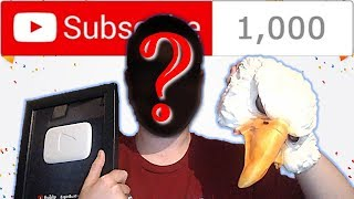 1000 SUBSCRIBERS!!!! Thank you all so much! (Face Reveal + Unboxing)