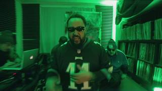 """Stoneface ft Ras Kass & William Cooper """"4th Dimension"""" Produced by BP (Official Video)"""