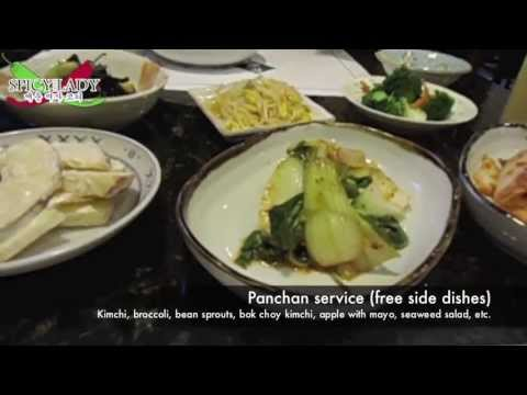 Travel Atlanta Koreatown  아틀란타 에 장수장 식당 아침 에 먹다 Jang Su Jang Restaurant Korean Breakfast