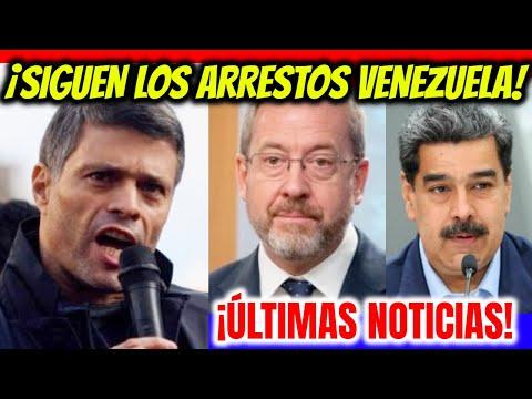 💥ULTIMA HORA NOTICIAS DE VENEZUELA HOY 12 DE FEBRERO SIGUEN LOS ARRESTOS VENEZUELA EEUU