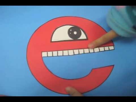 Vowel Consonant Silent e (CVCe) - YouTube