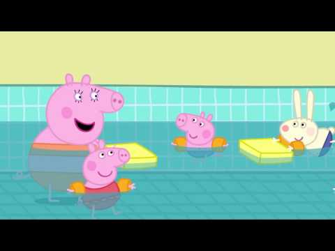 Peppa Pig - Swimming (20 Episode / 2 Season) [HD]