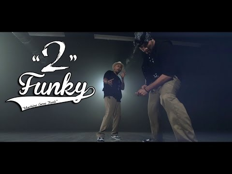 "Machine Gone Funk Presents "" 2 FUNKY """
